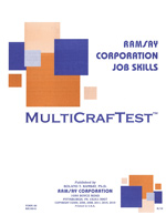 MultiCrafTest - Form A5