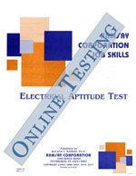Electrical Aptitude Test - Form A5 (Online)