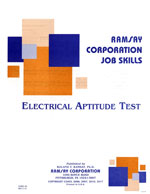 Electrical Aptitude Test - Form A5
