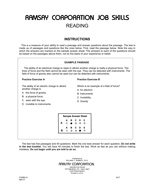 Electrical Learner Series - Reading - Form A1