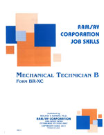 Mechanical Technician B - Form BR-XC
