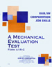 A Mechanic Evaluation - Form A1R-C