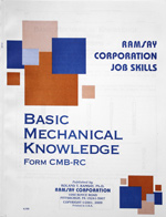 Mechanical Repair Apprentice Battery - Basic Mechanical Knowledge - Form CMB-RC