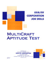 MultiCraft Aptitude Test - Form A7