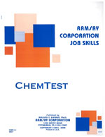 ChemTest - Form A1