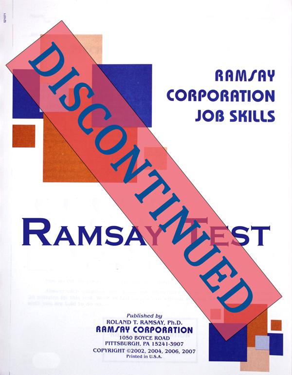 Mechanical aptitude test form mat 3 ramsay corporation fandeluxe Choice Image