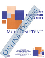 MultiCrafTest - Form A6 (Online, Scrambled)