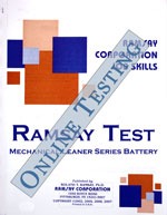 Mechanical Learner Series Battery - Complete - Form A4 (Online)