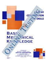 Mechanical Learner Series - Basic Mechanical Knowledge - Form A4 (Online)