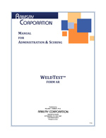 WeldTest Manual