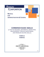 Combined Basic Skills Manual