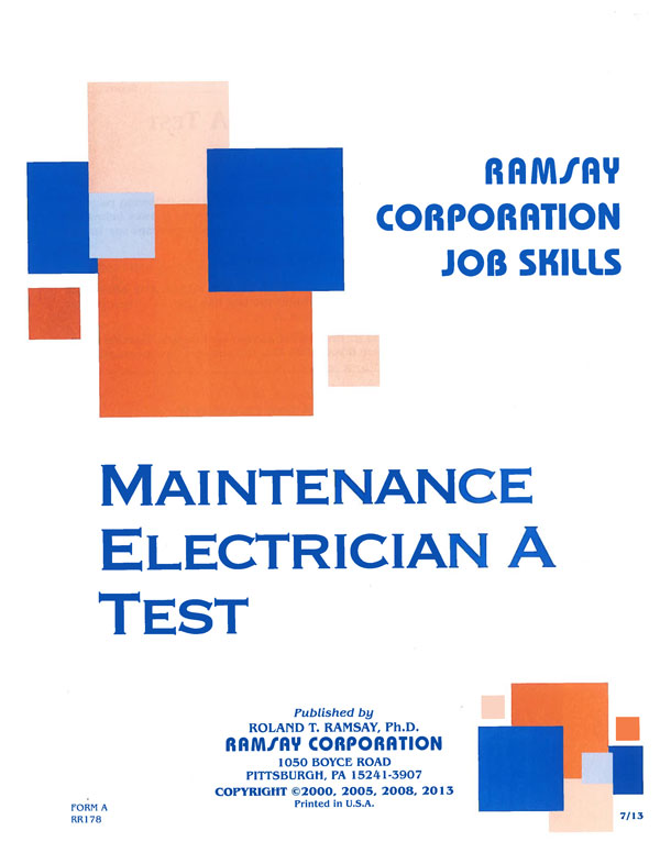 maintenance electricain