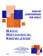 Mechanical Learner Series - Basic Mechanical Knowledge - Form A4